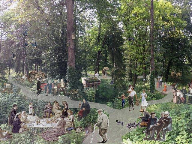 Kaštieľ a Rajská záhrada