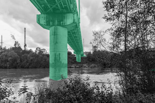 Galéria pod mostami