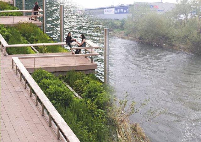 Park pri vode: Raj ~ čanka